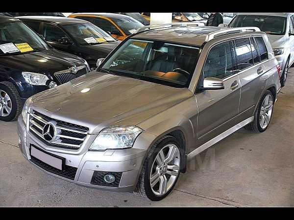 Mercedes-Benz GLK-Class, 2008 год, 790 000 руб.