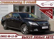 Барнаул Toyota Camry 2013