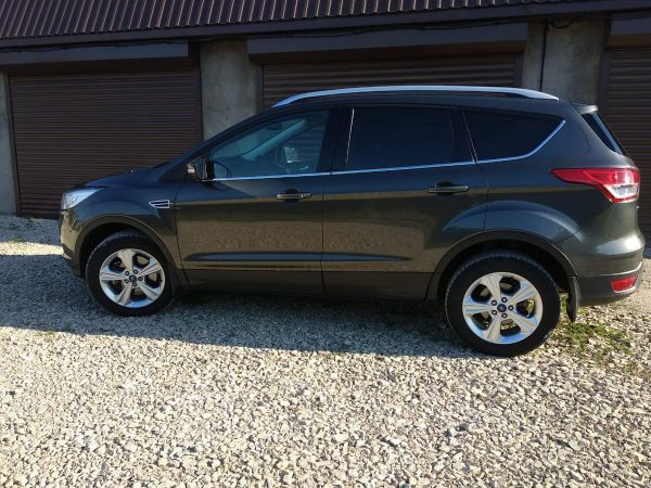 Ford Kuga, 2016 год, 1 055 000 руб.