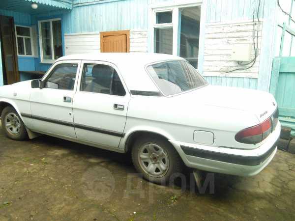 ГАЗ 3110 Волга, 2001 год, 120 000 руб.