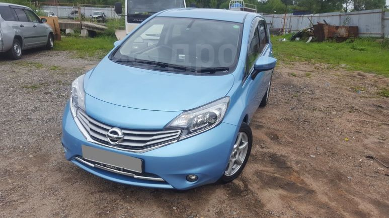 Nissan Note, 2014 год, 485 000 руб.