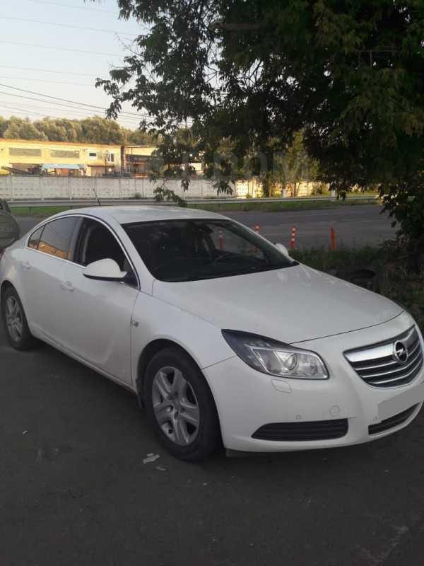 Opel Insignia, 2009 год, 525 000 руб.