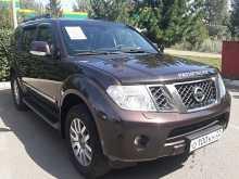 Абакан Pathfinder 2012