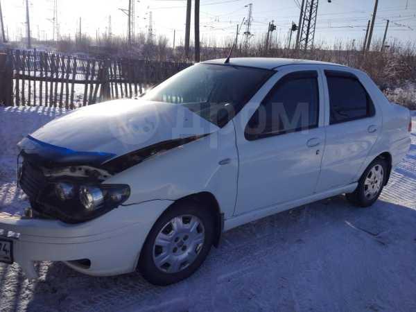 Fiat Albea, 2010 год, 98 000 руб.