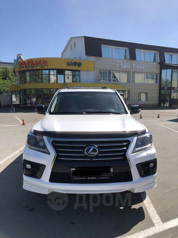 Lexus LX570, 2014 год, 3 600 000 руб.
