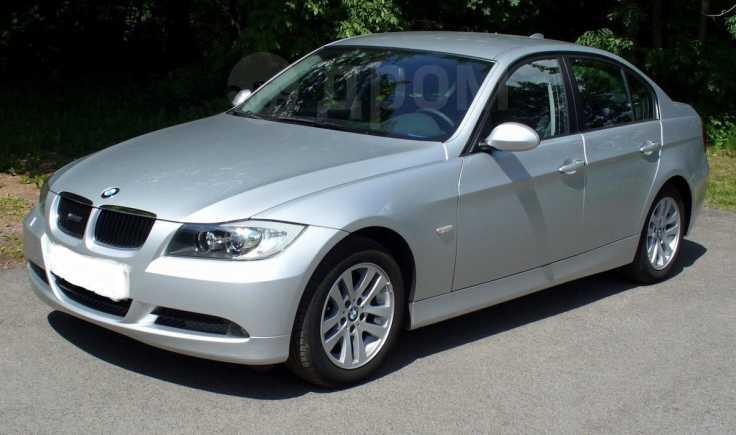 BMW 3-Series, 2006 год, 497 000 руб.