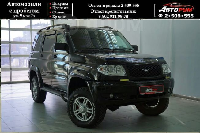 УАЗ Патриот, 2012 год, 547 000 руб.