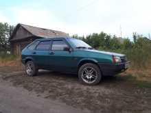 ВАЗ (Лада) 2109, 2001 г., Барнаул