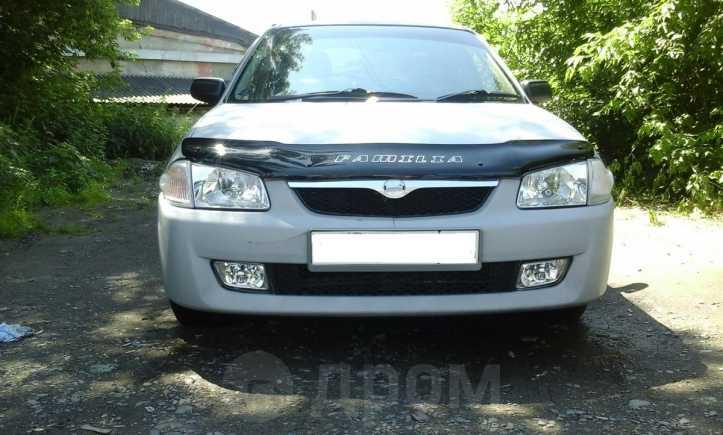 Mazda Familia, 2000 год, 125 000 руб.