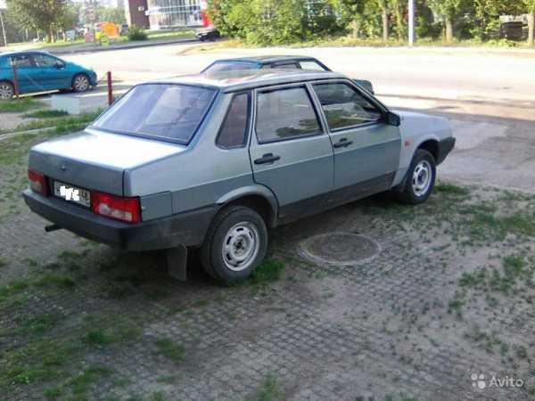 Лада 21099, 2002 год, 42 000 руб.