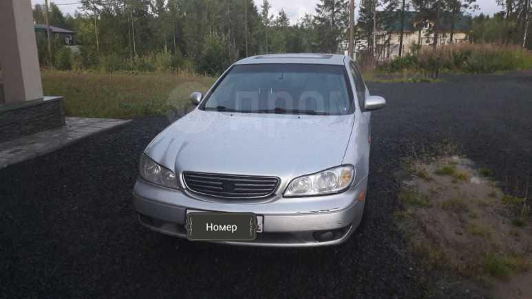 Nissan Maxima, 2000 год, 205 000 руб.
