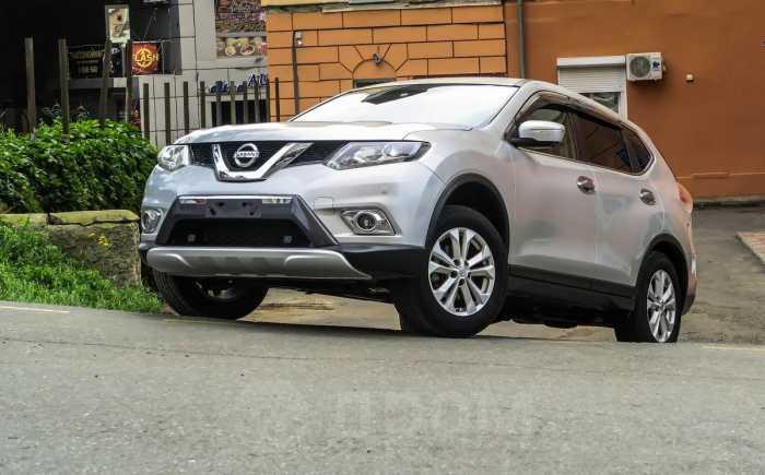 Nissan X-Trail, 2014 год, 1 329 000 руб.
