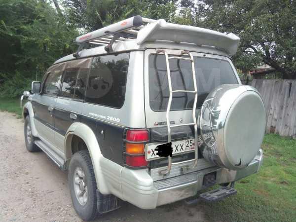 Mitsubishi Pajero, 1995 год, 600 000 руб.