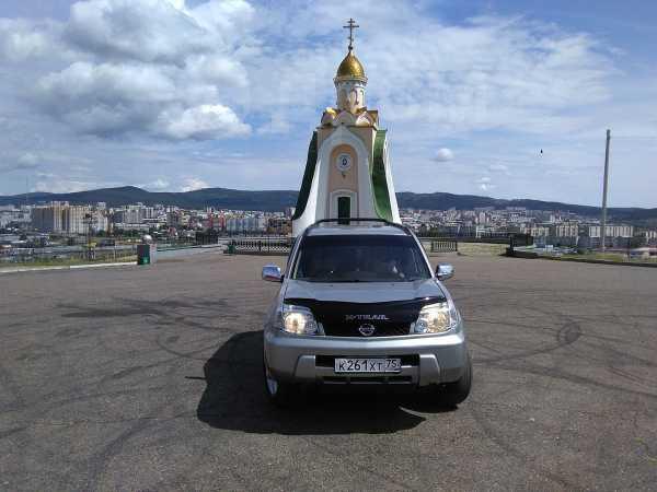 Nissan X-Trail, 2000 год, 443 000 руб.
