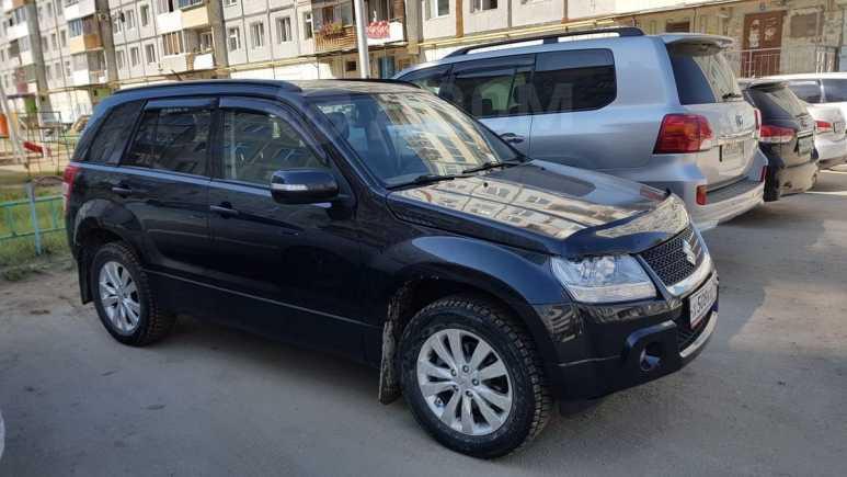 Suzuki Grand Vitara, 2008 год, 735 000 руб.