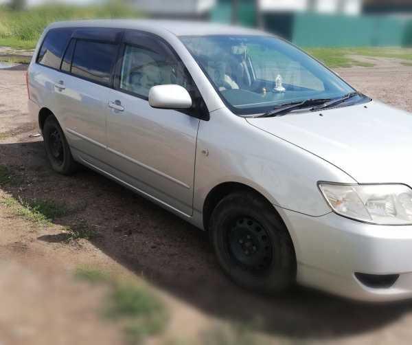 Toyota Corolla Fielder, 2005 год, 450 000 руб.