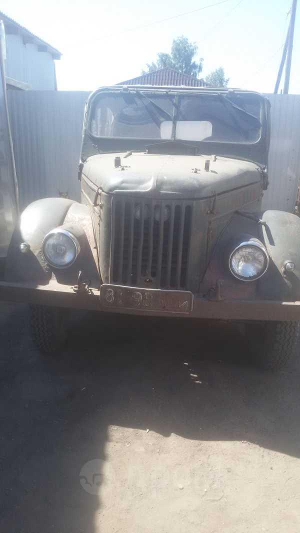 ГАЗ 69, 1958 год, 50 000 руб.