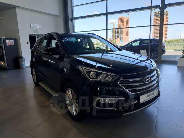 Hyundai Santa Fe, 2017 год, 2 056 701 руб.