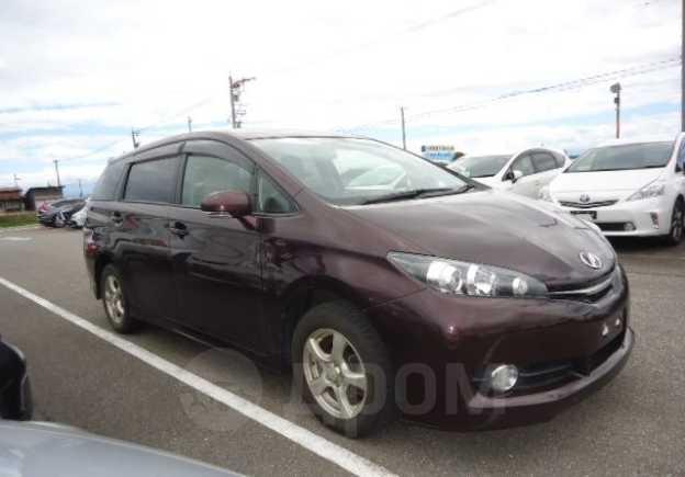 Toyota Wish, 2012 год, 865 000 руб.
