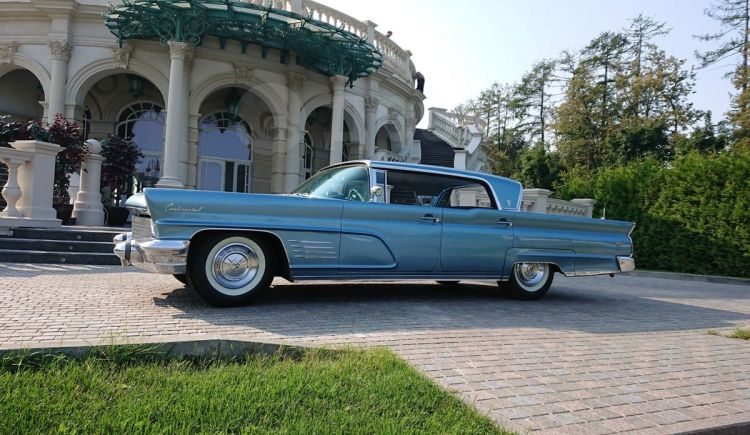 Lincoln Continental, 1960 год, 4 500 000 руб.