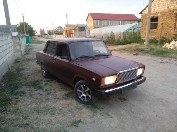 Лада 2107, 1999 год, 85 000 руб.