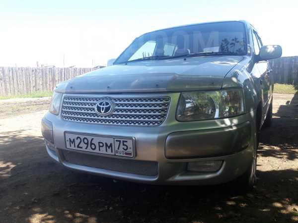 Toyota Succeed, 2002 год, 285 000 руб.