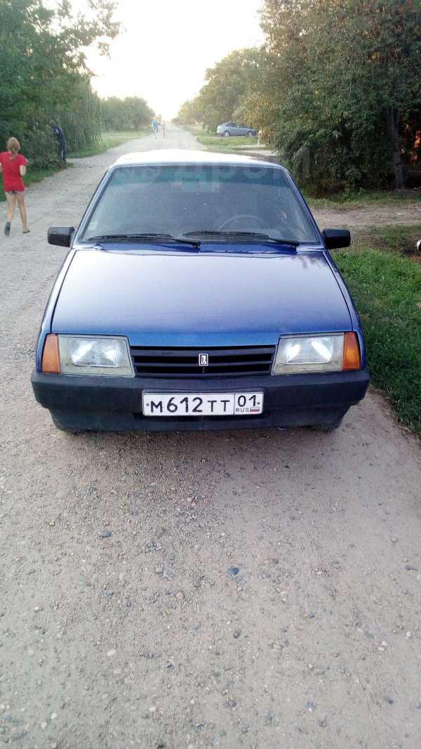 Лада 21099, 1997 год, 66 000 руб.