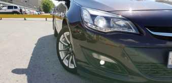 Курган Opel Astra 2015