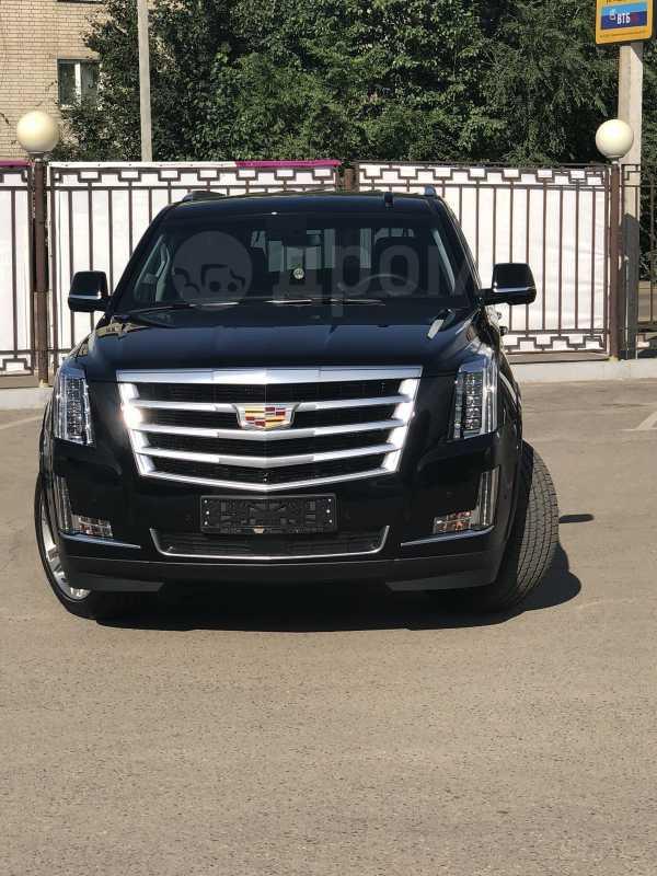 Cadillac Escalade, 2018 год, 5 380 000 руб.