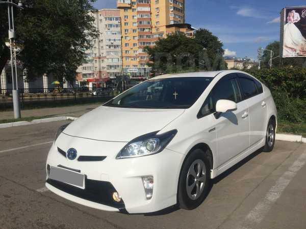 Toyota Prius, 2012 год, 760 000 руб.