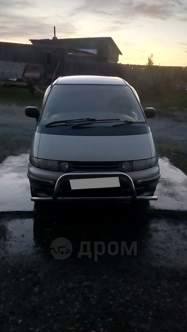 Toyota Estima Lucida, 1993 год, 240 000 руб.