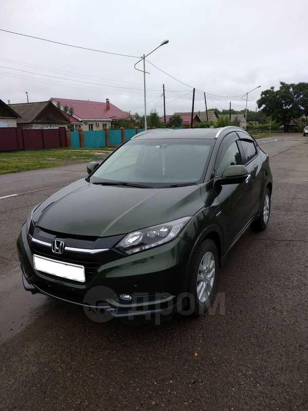 Honda Vezel, 2013 год, 1 210 000 руб.
