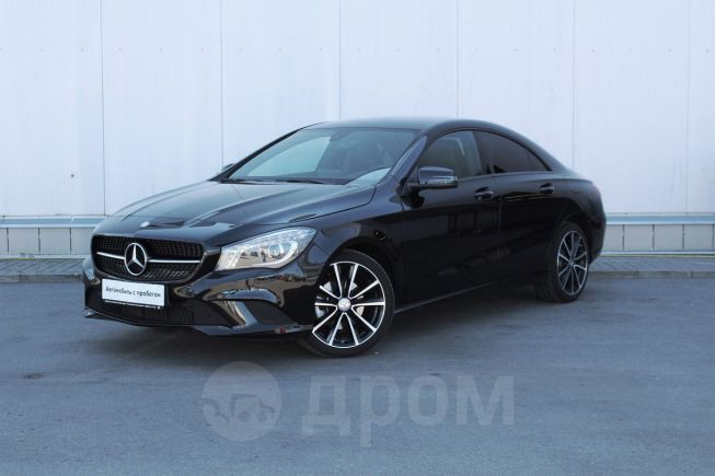 Mercedes-Benz CLA-Class, 2016 год, 1 570 000 руб.