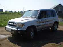 Челябинск Pajero Pinin 2001