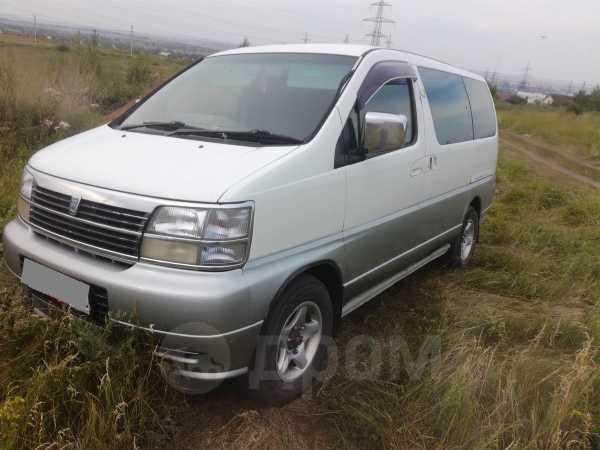 Nissan Homy Elgrand, 1998 год, 330 000 руб.