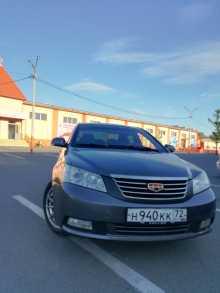 Заводоуковск Emgrand EC7 2012