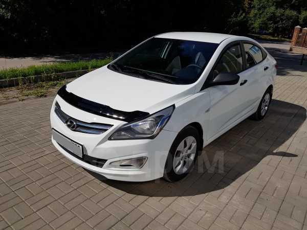 Hyundai Solaris, 2014 год, 533 000 руб.