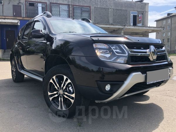 Renault Duster, 2015 год, 675 000 руб.