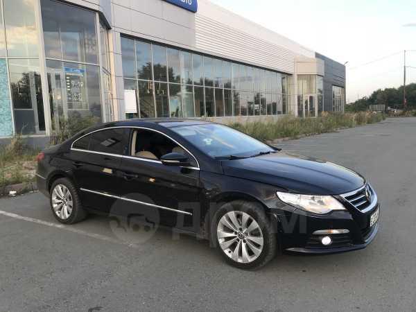 Volkswagen Passat CC, 2011 год, 585 000 руб.