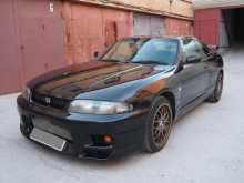 Самара Skyline GT-R 1995