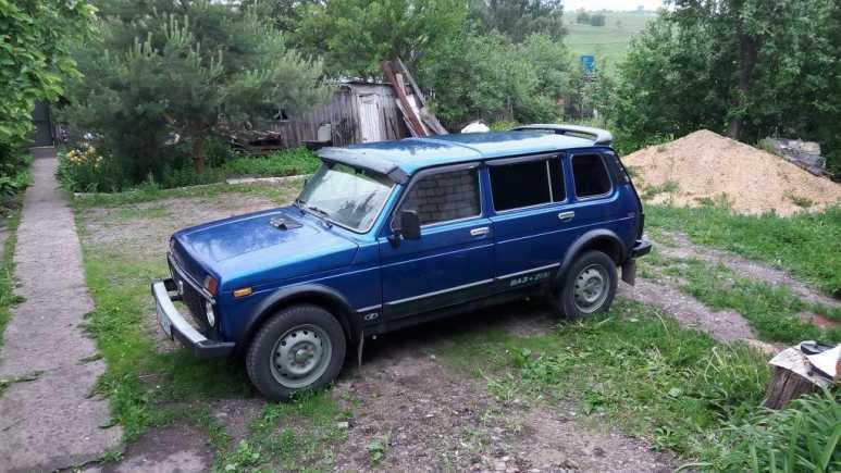 Лада 4x4 2131 Нива, 2006 год, 160 000 руб.
