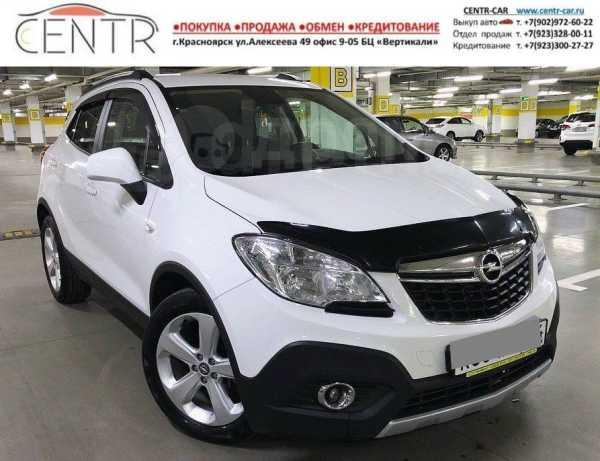 Opel Mokka, 2014 год, 735 000 руб.