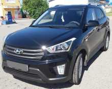 Hyundai Creta, 2017 г., Кемерово