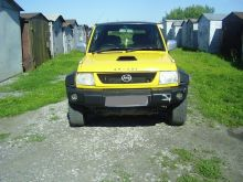 Кемерово Pajero Mini 1999
