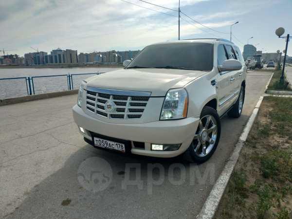 Cadillac Escalade, 2008 год, 1 400 000 руб.
