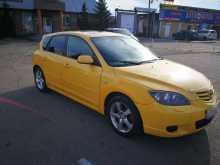 Ангарск Mazda3 2004