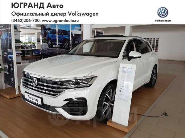 Volkswagen Touareg, 2018 год, 5 421 000 руб.