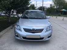 Симферополь Corolla 2009