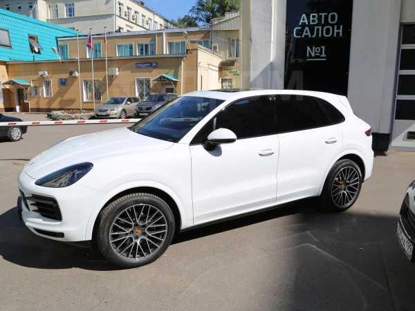 Porsche Cayenne, 2018 год, 5 999 999 руб.