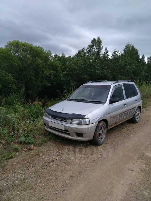 Mazda Demio, 1996 год, 125 000 руб.